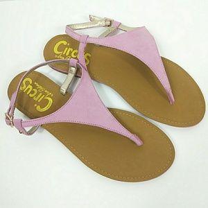 Sam Edelman Circus Bianca in Lavender Sandals 9.5